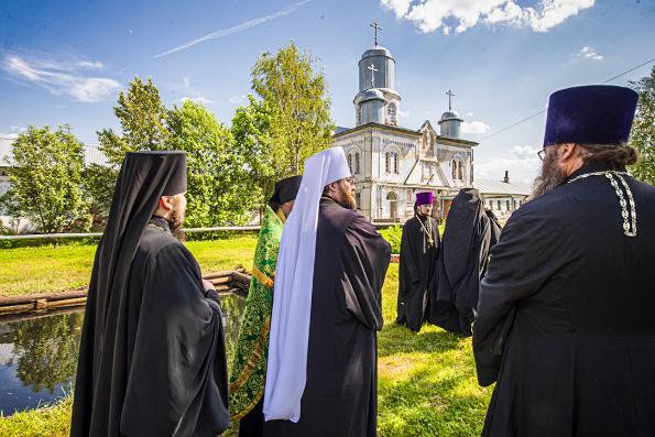 Возрожден один из главных монастырей Русского Севера — Нило-Сорская пустынь