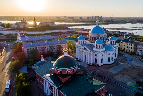 В Казанско-Богородицком монастыре откроется музей воссоздания собора Казанской иконы Божией Матери