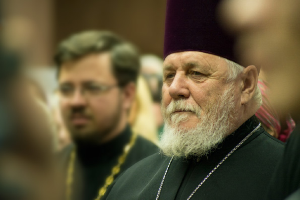 Отошел ко Господу известный писатель протоиерей Николай Агафонов