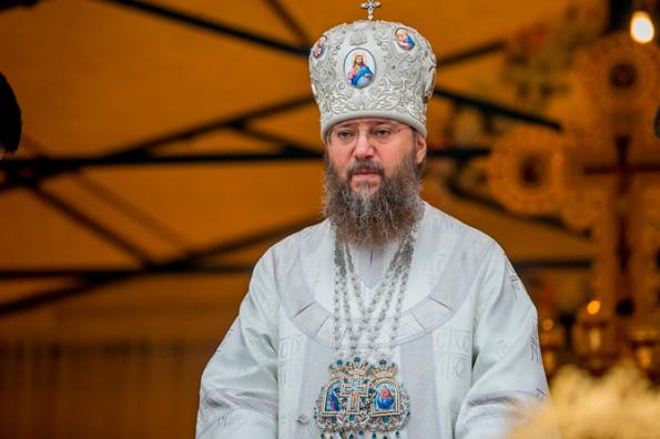 Управделами Украинской Православной Церкви: Диалог не может проходить на фоне захваченных храмов