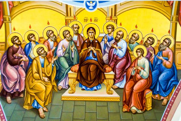 Собор славных и всехвальных Двенадцати Апостолов Христовых православные чтят 13 июля