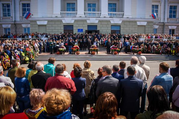 Святейший Патриарх Кирилл выразил соболезнования в связи с гибелью пятерых сотрудников «Росатома»
