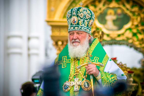 Святейший Патриарх Кирилл выразил соболезнование в связи с расстрелом мирных граждан в ряде городов США
