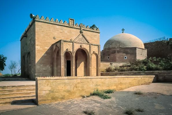 В Ираке восстановили древний монастырь, разрушенный боевиками