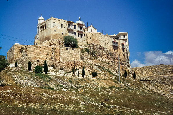 В Сирии восстанавливают один из крупнейших центров паломничества христиан