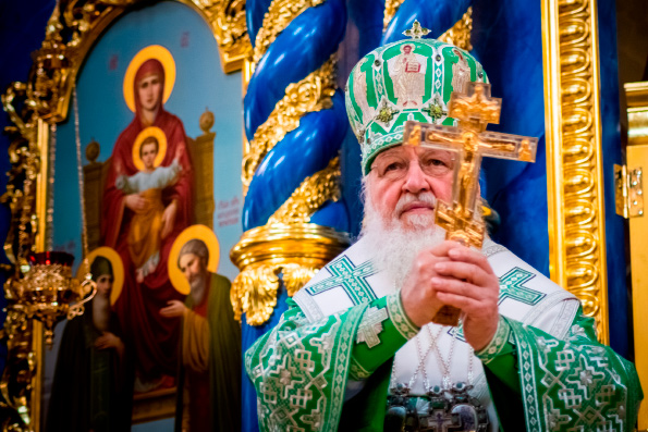Патриарх Кирилл поздравил учащих и учащихся духовных школ Русской Православной Церкви с началом учебного года
