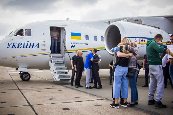 В Русской Православной Церкви приветствовали обмен заключенными между Россией и Украиной