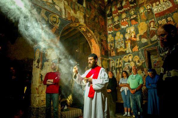 Владимир Легойда: Христиане Сирии воспринимают Россию как главную защитницу их прав в мире
