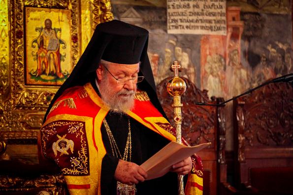 Архиереи Кипрской Церкви выступили с совместным заявлением по вопросу о признании «ПЦУ» архиепископом Кипрским Хризостомом