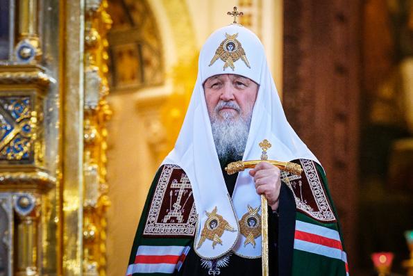 Святейший Патриарх Кирилл выступил с заявлением в связи с вооруженным конфликтом в Нагорном Карабахе