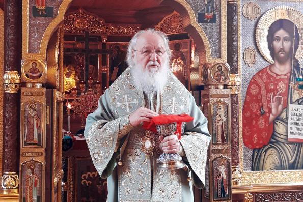 Патриарх Кирилл: Пандемия коронавируса — это очень сильный и, может быть, даже последний звонок для всех нас