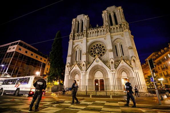 Святейший Патриарх Кирилл выразил соболезнования в связи с гибелью людей в результате теракта в Ницце