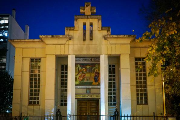 В Лионе злоумышленник стрелял в православного священника
