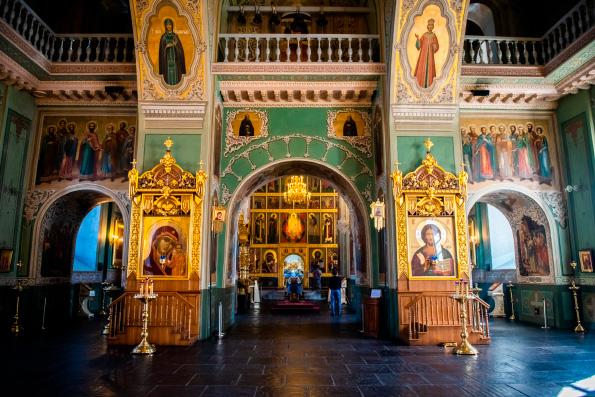 В Церкви надеются, что ни храмы, ни монастыри не будут закрываться в связи с эпидемической ситуацией