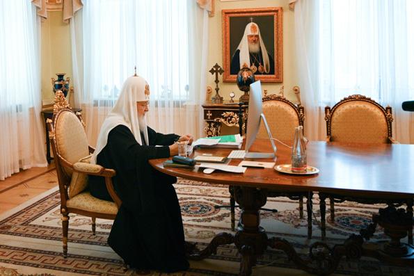 В Москве состоялось последнее в уходящем году заседание Священного Синода Русской Православной Церкви