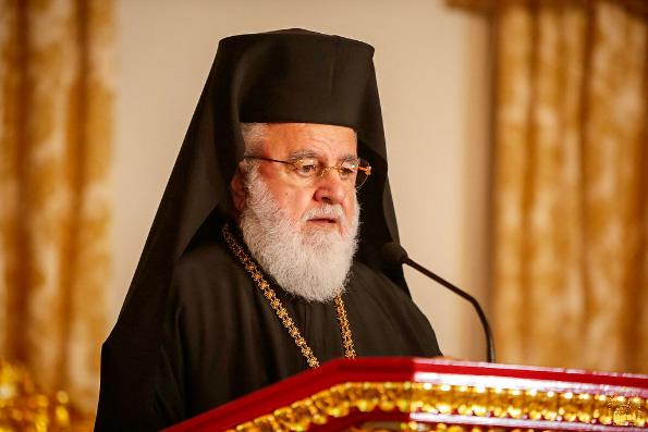 Митрополит Киккский Никифор о признании Архиепископом Кипрским главы «ПЦУ»: Мы отказываемся принимать это решение, потому что оно затрагивает нашу веру