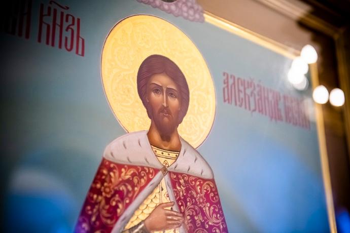Акафист благоверному великому князю Александру Невскому