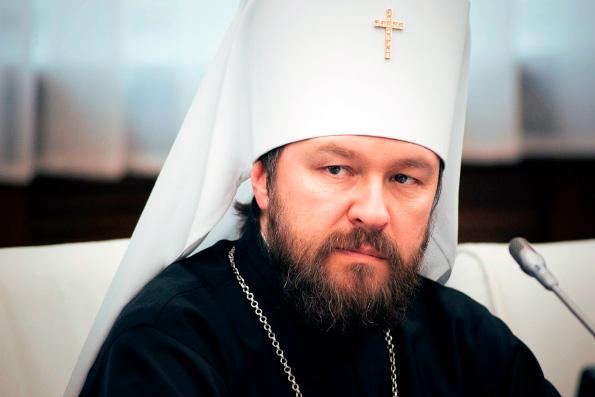 Митрополит Волоколамский Иларион: Преодолеть разделения можно только путём честного и братского диалога