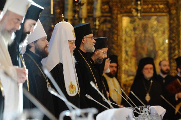 В столице Иордании пройдет Всеправославное совещание по ситуации с ПЦУ