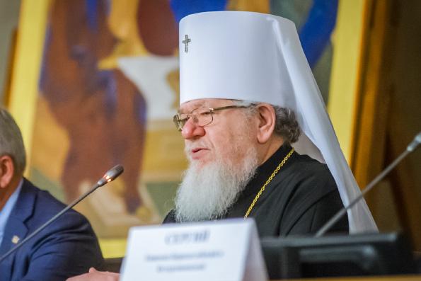 Митрополит Воронежский Сергий: Недопустимо упрощенно трактовать психические заболевания как наказание от Бога