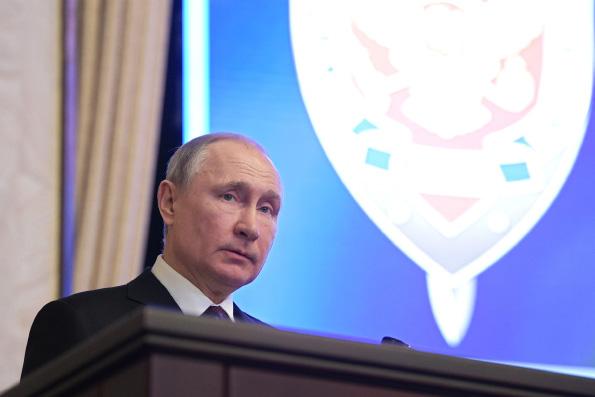 Владимир Путин призвал пресекать проявления религиозной вражды