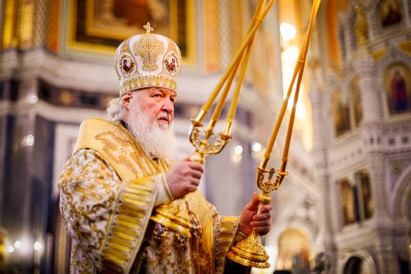 Патриарх Кирилл: Цивилизация, основанная на принципе максимального потребления, нежизнеспособна