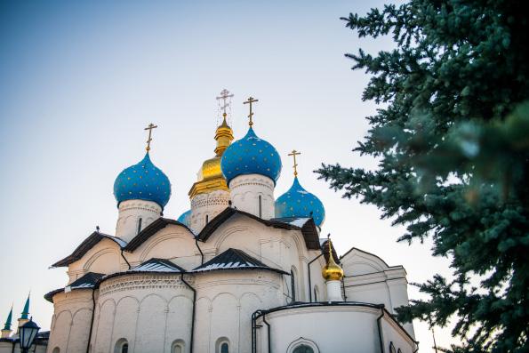 По Казанской епархии объявлены меры с целью нераспространения коронавирусной инфекции