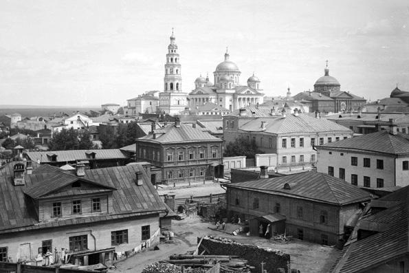 Карантин в Казани в XIX веке
