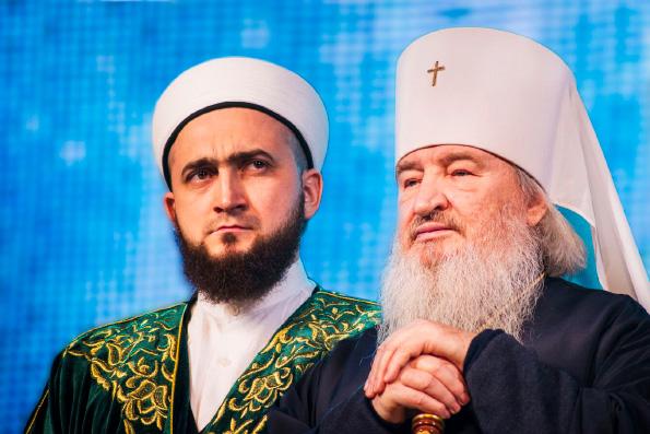 Совместное обращение главы Татарстанской митрополии и муфтия Татарстана в связи с распространением коронавирусной инфекции