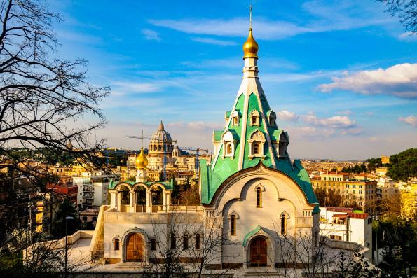 В Италии открываются православные храмы для богослужений с прихожанами