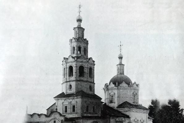 Храм святителя Николая Чудотворца, Свияжск