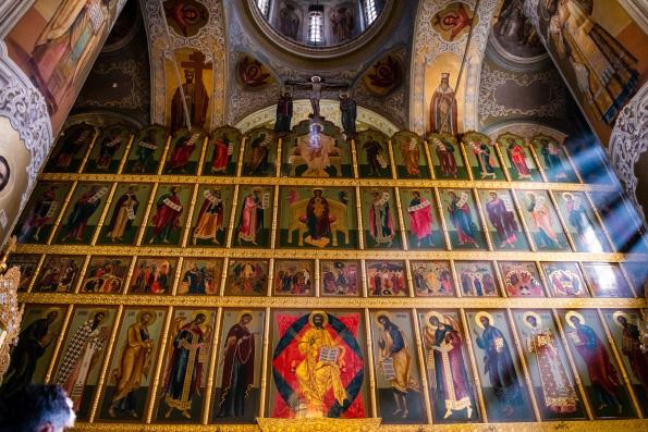 Рабочая группа при Патриархе обсуждает сроки открытия храмов для прихожан