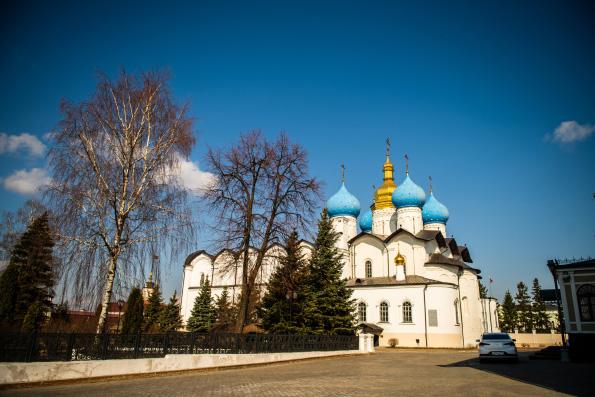 В Церкви надеются, что храмы откроются для прихожан в ближайшее время
