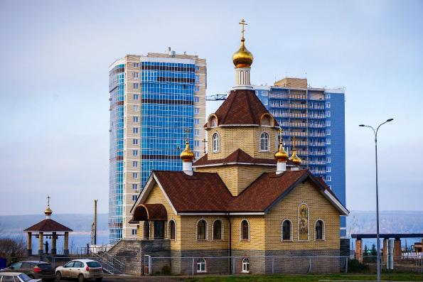 В челнинском храме великомученика Георгия Победоносца работает «Школа звонарей»
