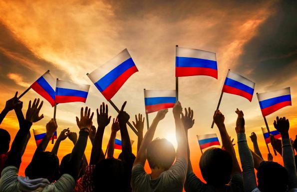 ВЦИОМ: 89% россиян считают себя патриотами