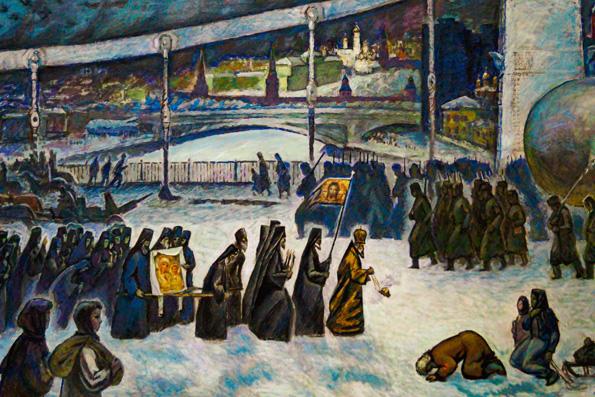 Казанская икона Божией Матери в Великую Отечественную войну: легенды и факты