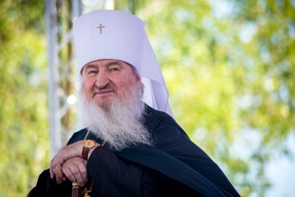 Митрополит Феофан: Испытываю большую радость от начала возвращения к нормальной религиозной жизни