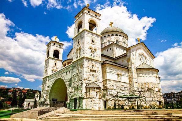 Патриарх Московский и всея Руси Кирилл выступил с заявлением в связи с событиями в Черногории