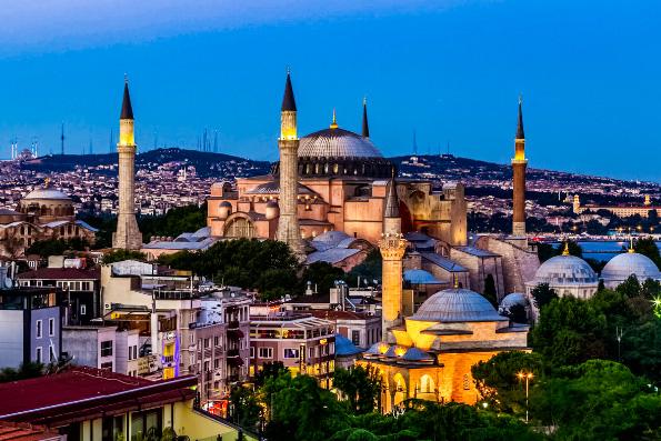 Священный Синод призвал мировое сообщество содействовать сохранению особого статуса храма Святой Софии