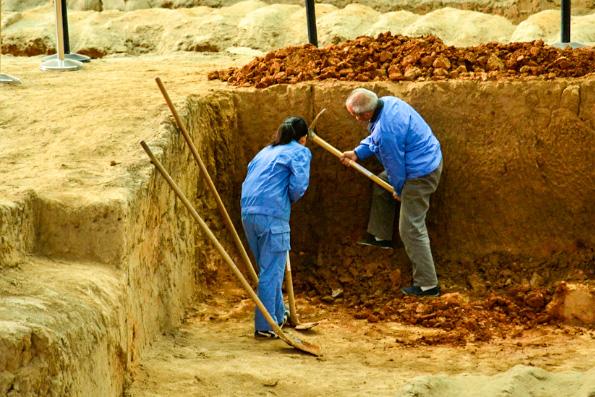 В ходе археологических раскопок у горы Фавор обнаружили церковь возрастом 1300 лет