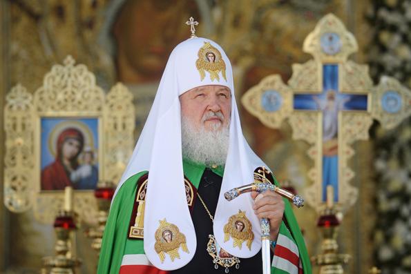 Патриарх Кирилл выступил с заявлением в связи с обострением армяно-азербайджанского конфликта