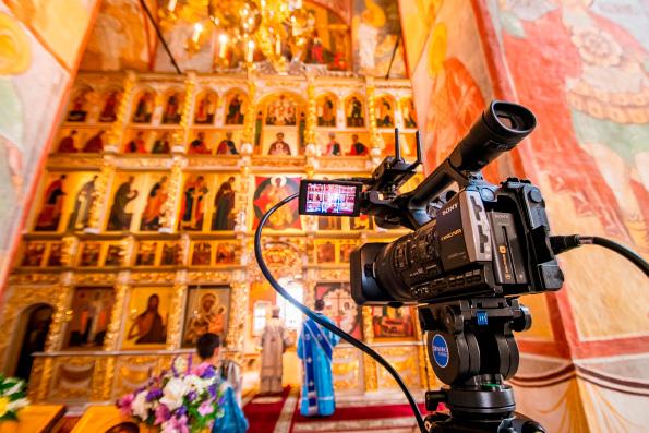 Таинства требуют очного общения — Владимир Легойда ответил на вопрос о церковной жизни в «удаленном» формате