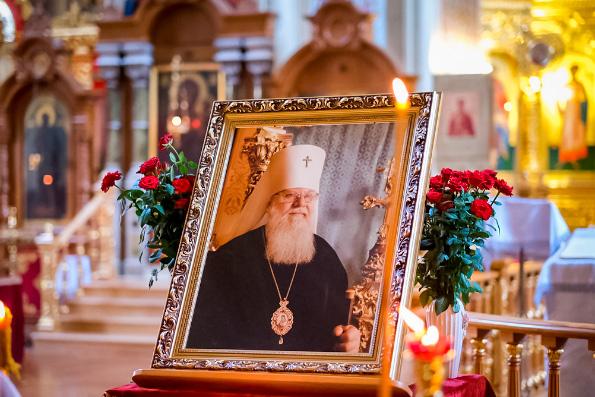 Преставился ко Господу митрополит Екатеринодарский и Кубанский Исидор