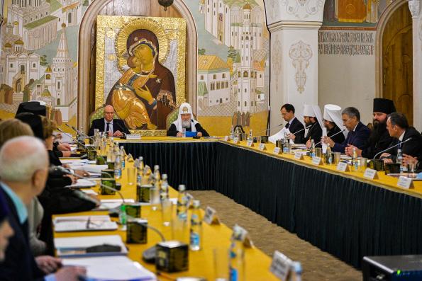 В Церкви началась подготовка к празднованию 800-летия со дня рождения благоверного князя Александра Невского