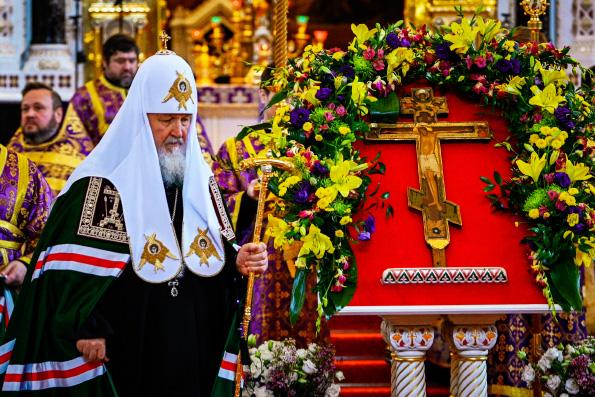 Патриарх Кирилл молится о скорейшем разрешении конфликта в Нагорном Карабахе