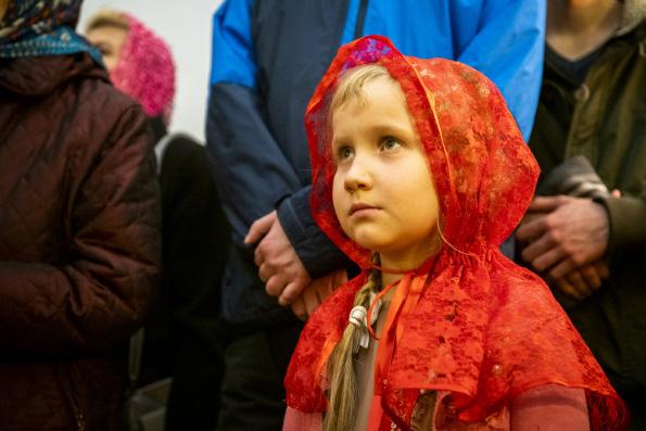 Патриарх Кирилл: Если родители не будут приводить детей в храмы, нас ждут тяжелые времена