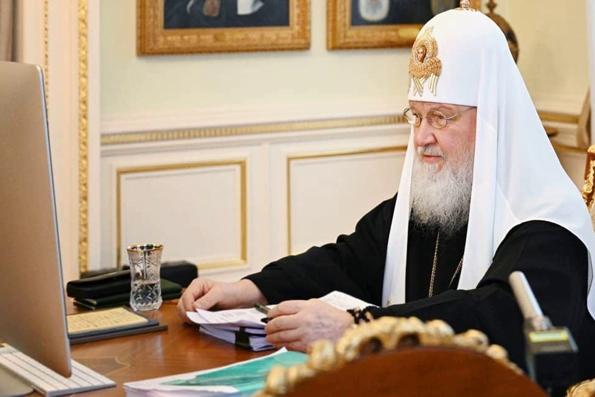 Первая волна вхождения Церкви в Интернет завершается, необходимо выработать адекватный этой среде язык, — патриарх Кирилл
