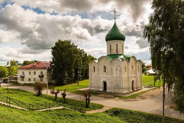 Храм, в котором крестили Александра Невского, могут признать наследием ЮНЕСКО