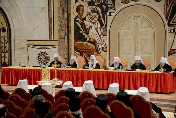 Межсоборное присутствие рассмотрит документы о церковной позиции по ряду важных вопросов