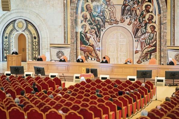 Межсоборное присутствие одобрило документ о дисциплинарных наказаниях священнослужителей